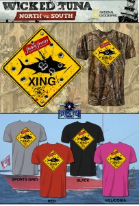 TUNA XING T-SHIRT MOCK UP